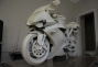 Cardboard Yamaha R1 Model is so Awesome It Hurts thumbs cardboard yamaha r1 06