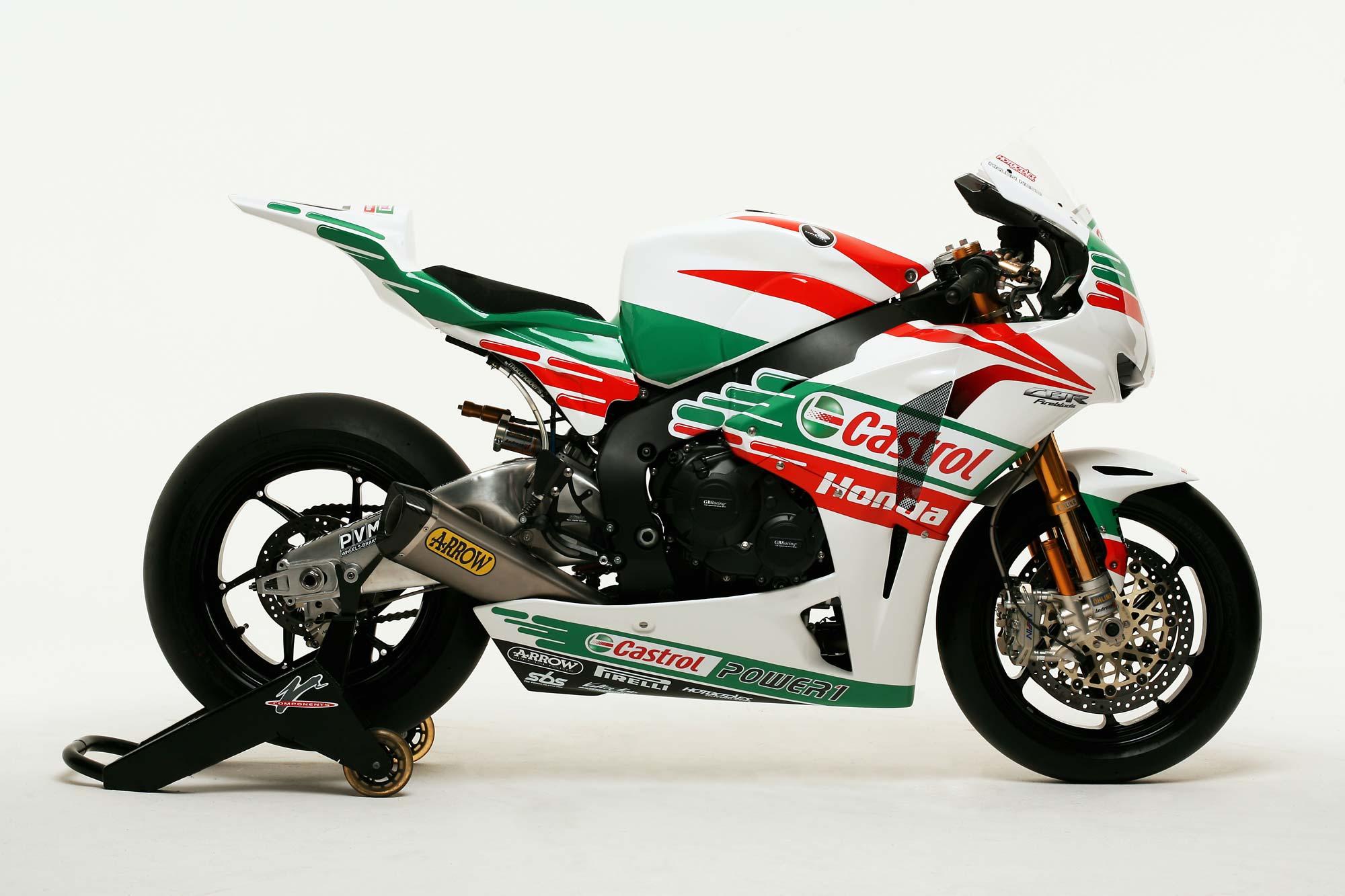 Castrol Honda Returns To World Superbike Asphalt Amp Rubber