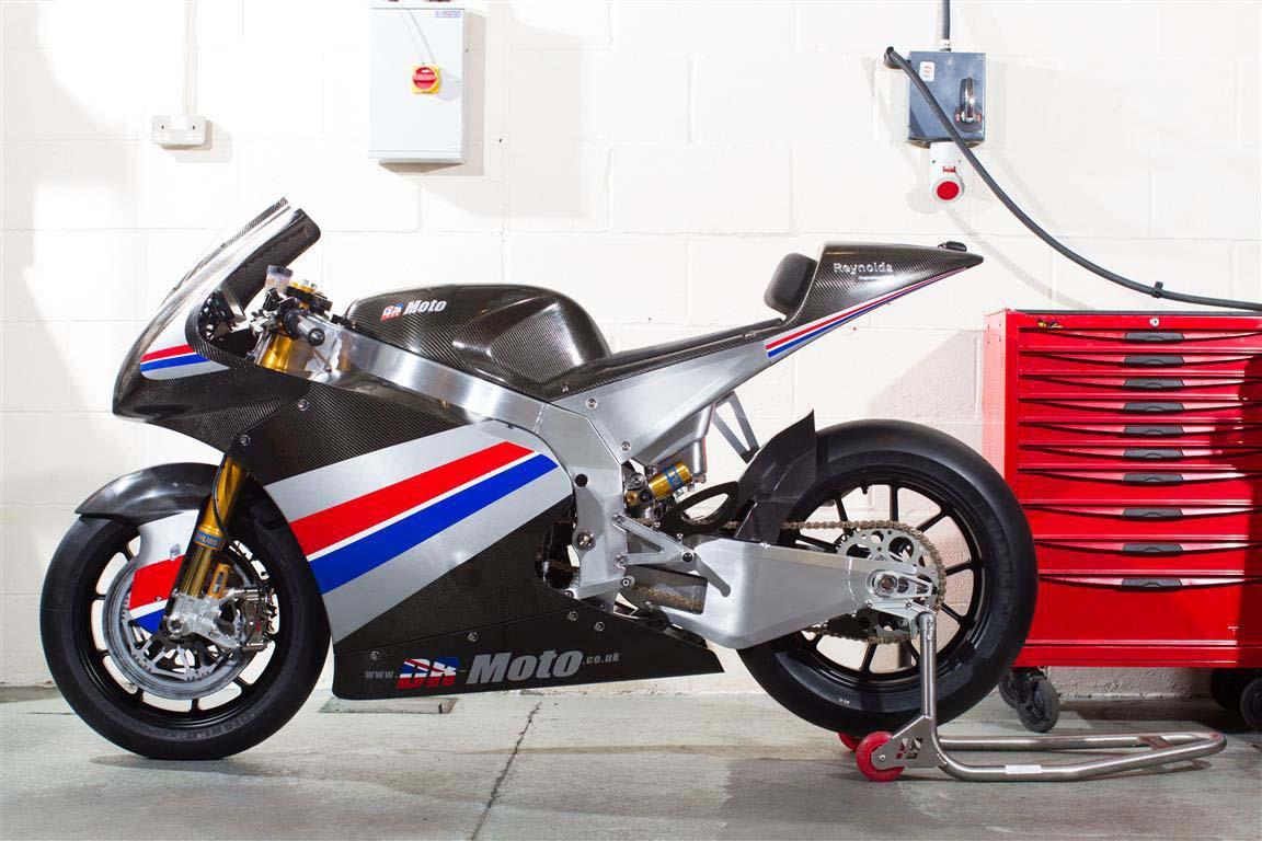 moto yamaha bike. DR-Moto-track-bike-07 Moto Yamaha Bike