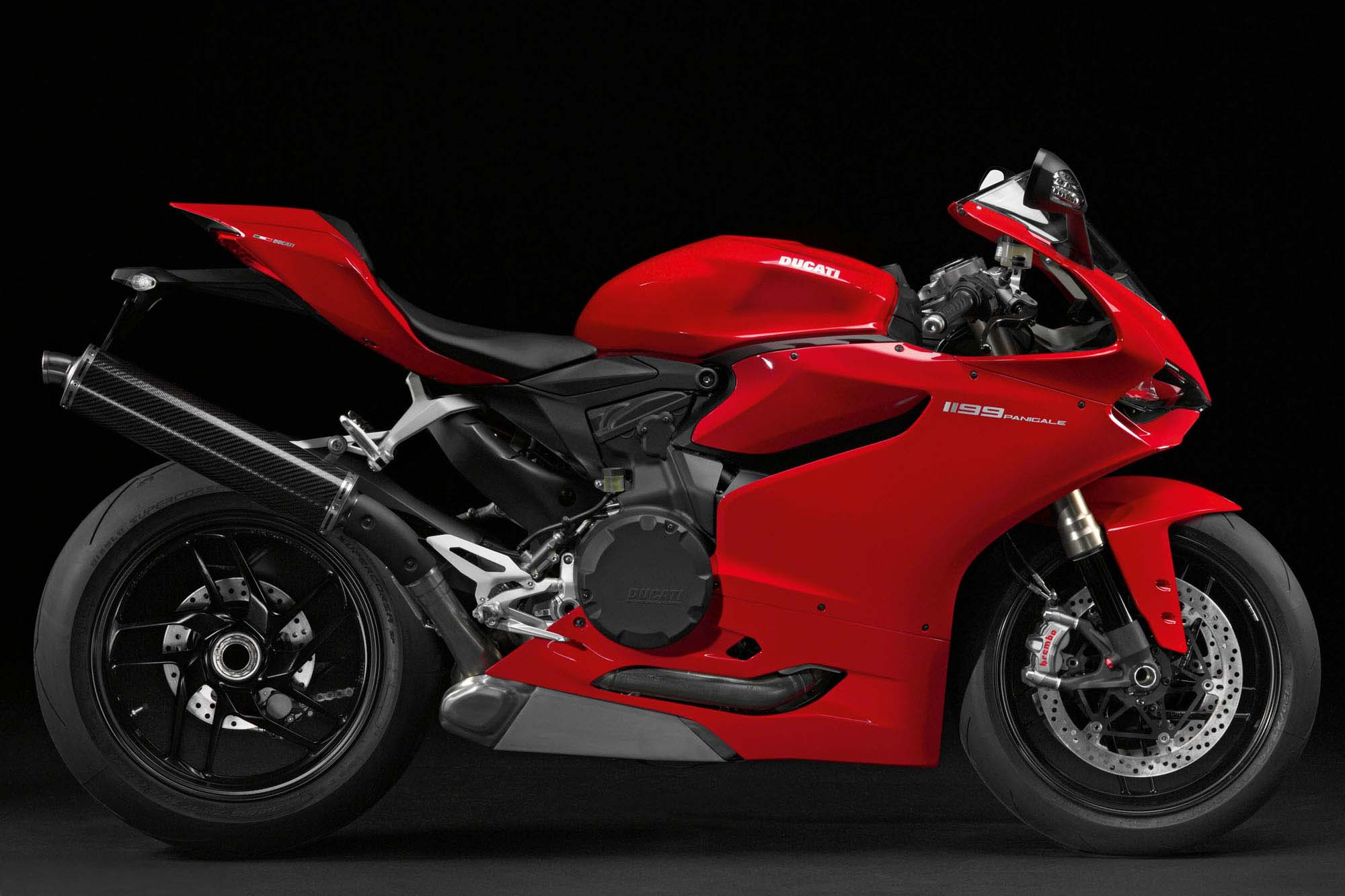 Too Loud For Japan The Ducati 1199 Panigale Gets Ruined