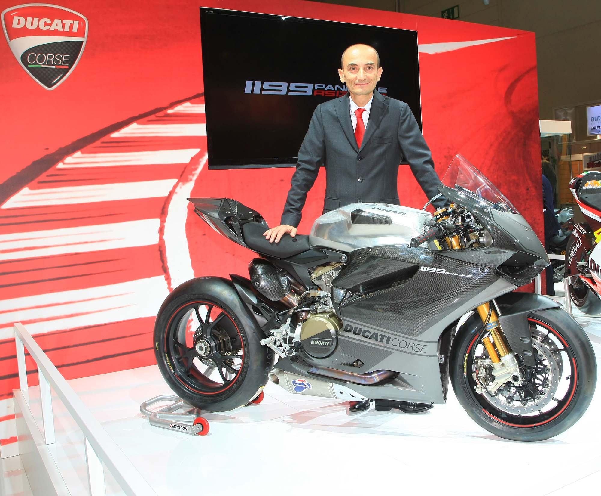 Ducati 1199 Panigale RS13 Priced at €134,900 - Asphalt & Rubber