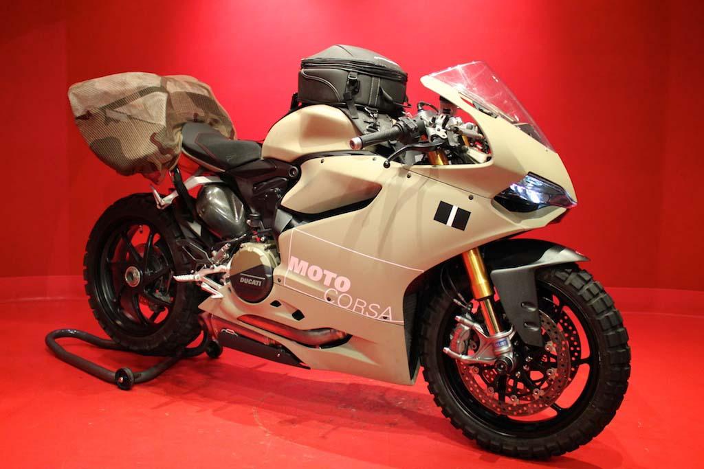 Arun Sharma Ducati