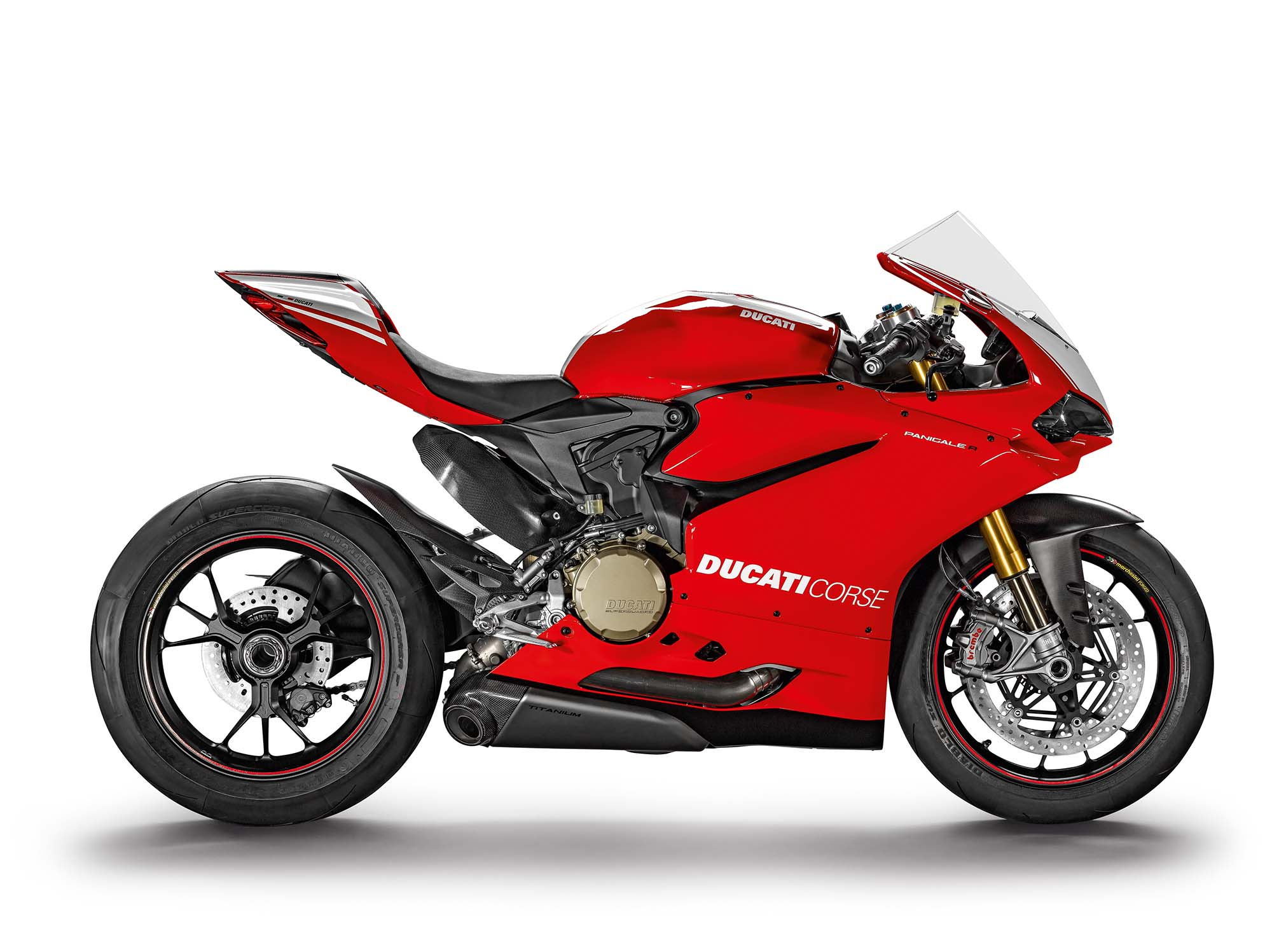 Ducati 1299 Panigale - 205hp, Across the Board - Asphalt & Rubber