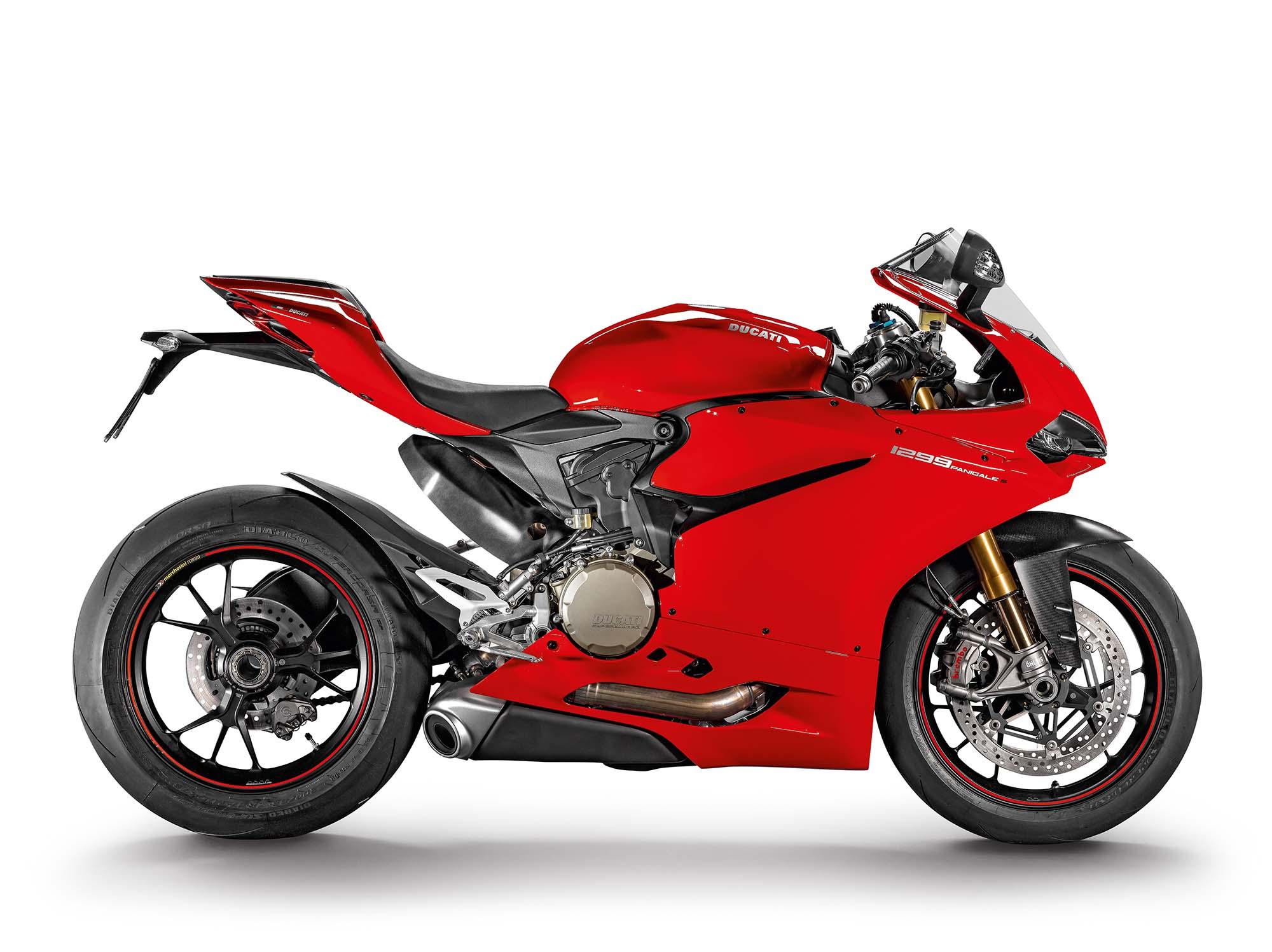 Ducati 1299 ... Ducati Bikes