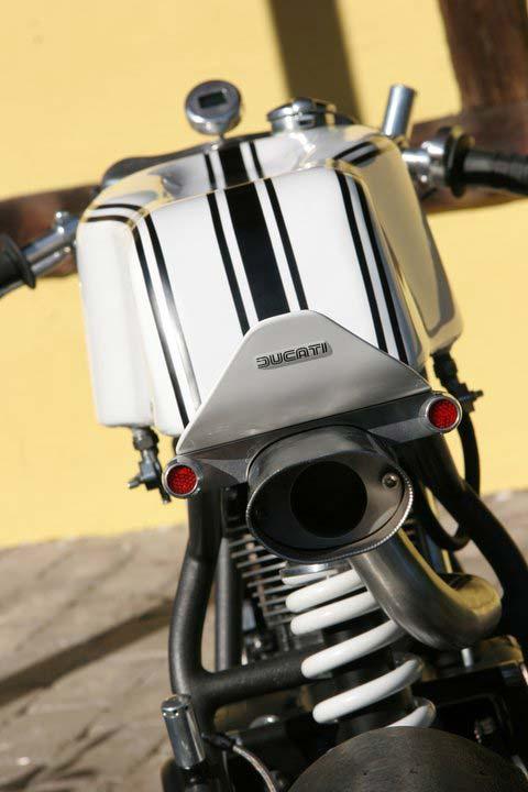 Ducati Deux soupapes - Page 5 Ducati-350-cafe-racer-11