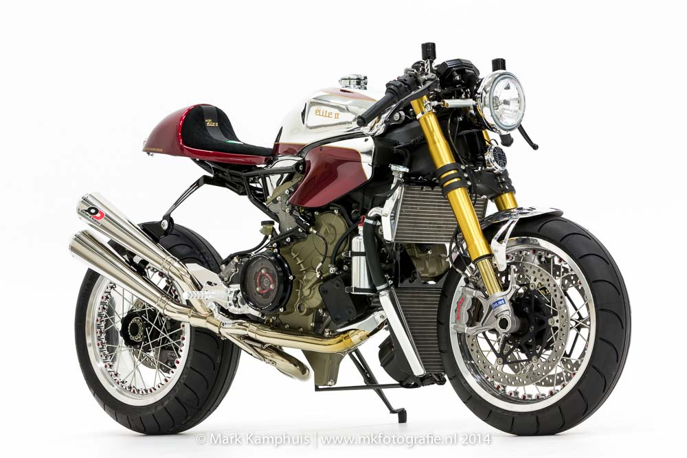 Ducati Sr Termignoni Exhaust