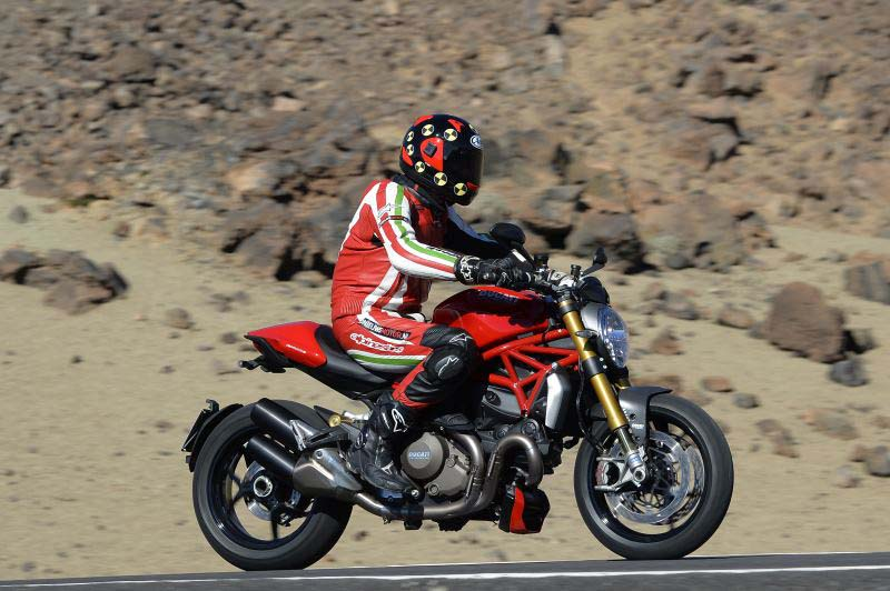 Ducati Monster 1200 s Review