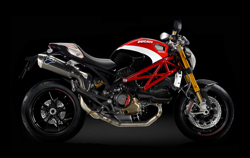 Ducati Monster 848r Concept By Isaac Chavira Asphalt