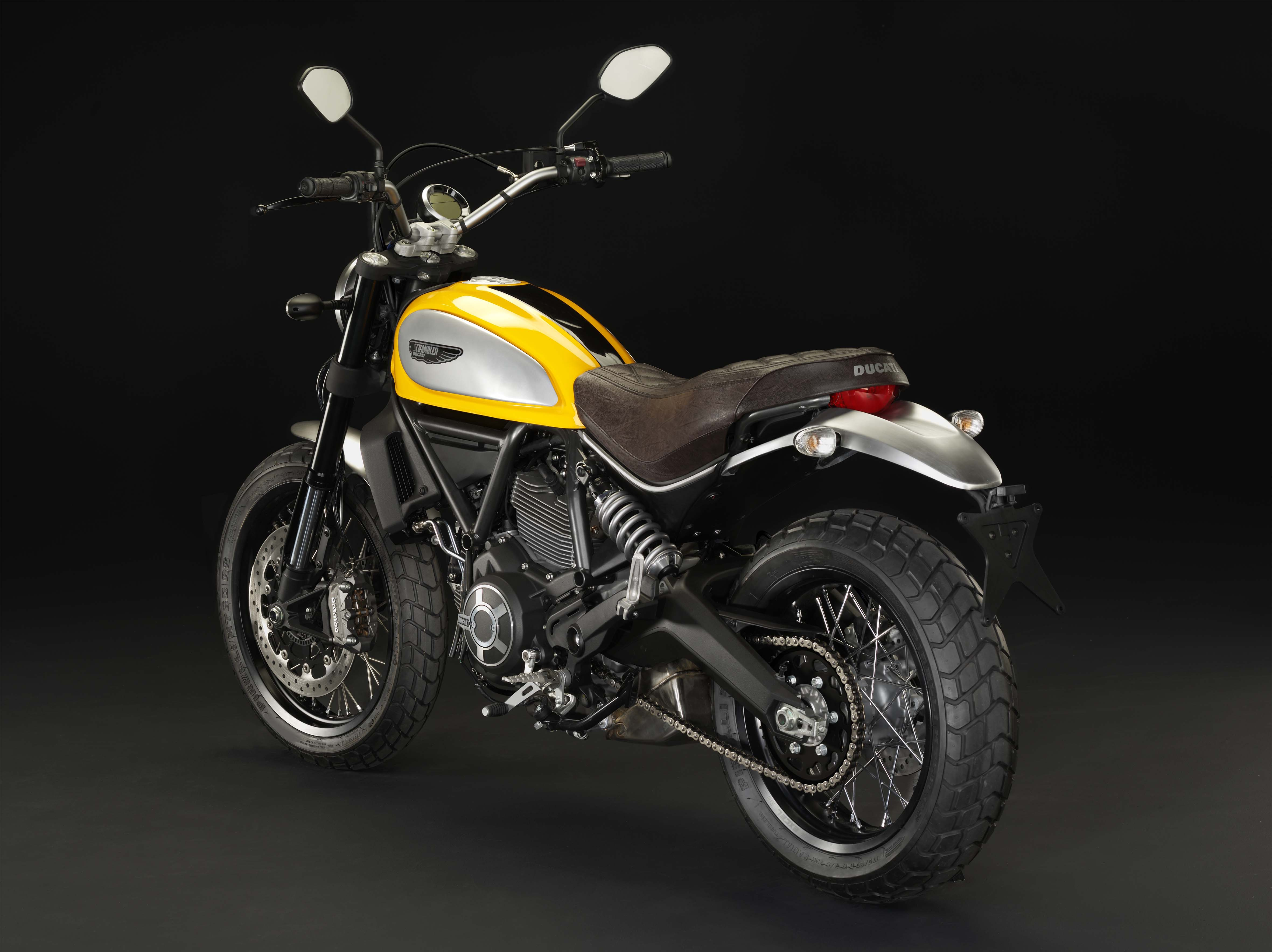 Ducati Scrambler For New Riders Off Roaders Amp Hipsters