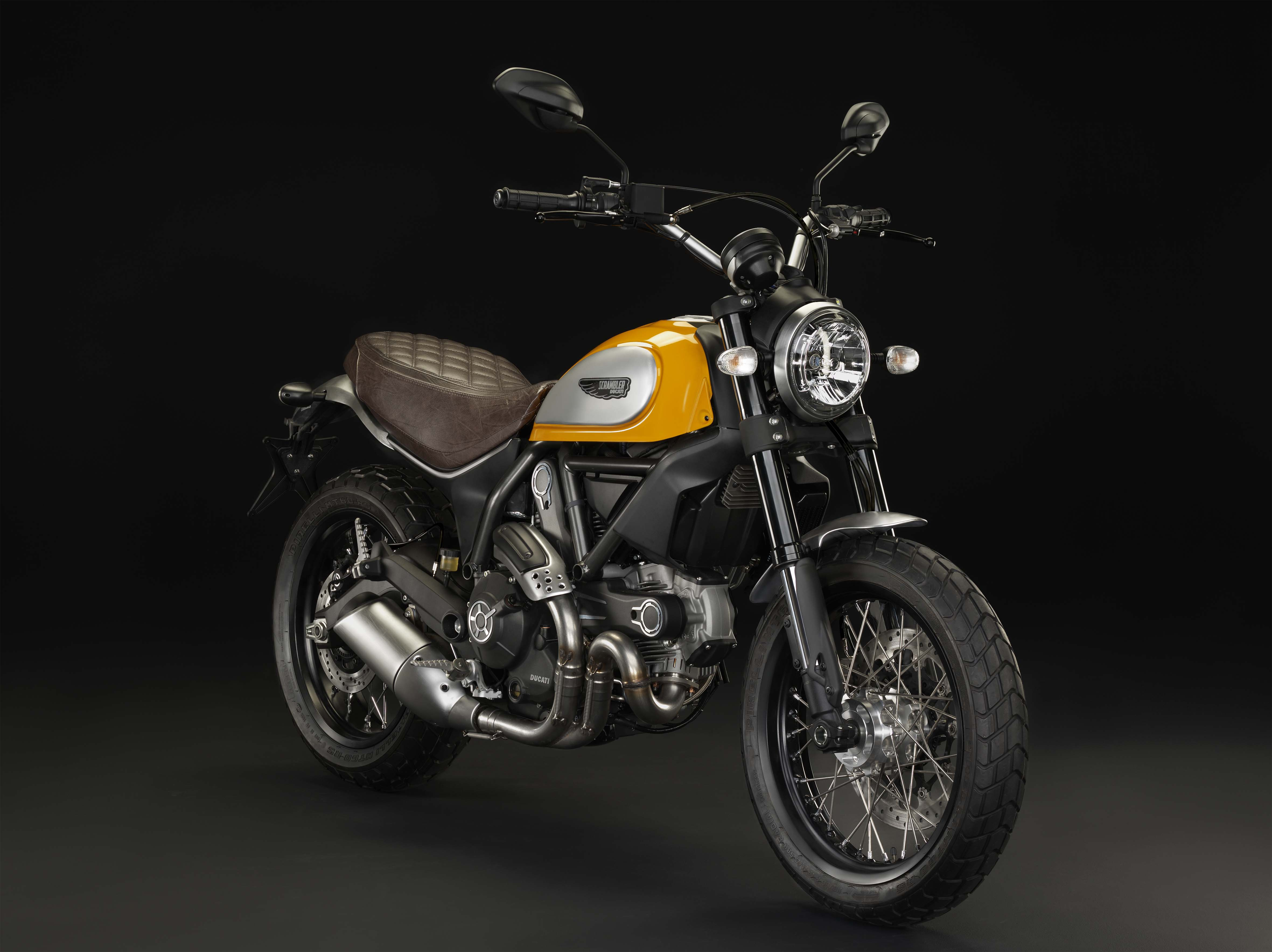 Ducati Scrambler - For New Riders, Off-Roaders, & Hipsters ...
