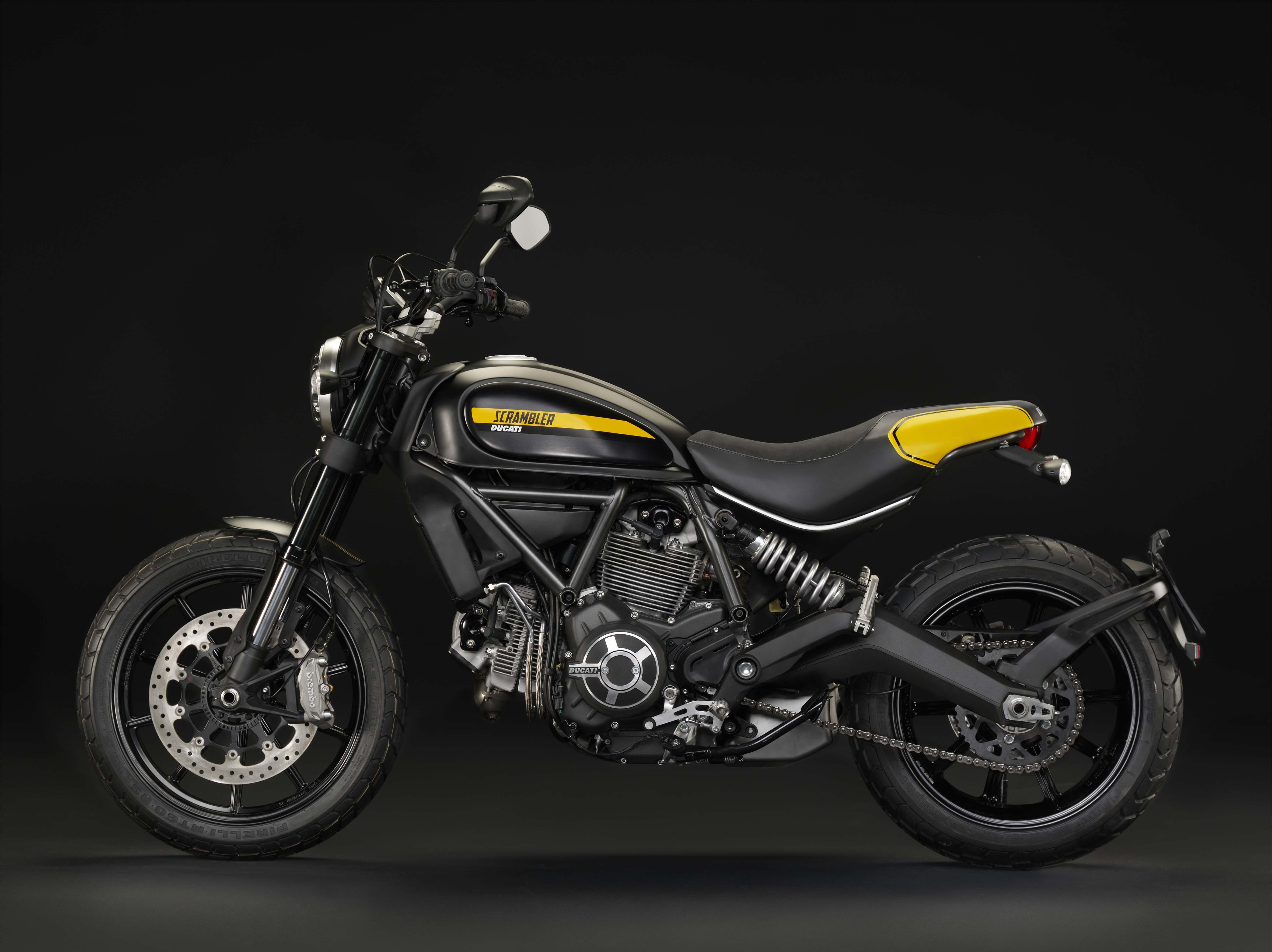 Ducati Scrambler For New Riders Off Roaders Amp Hipsters