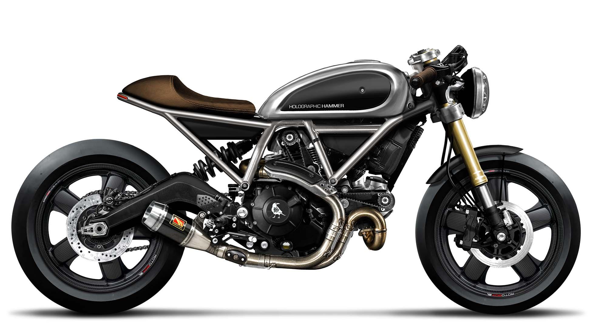 Ducati Scrambler Dry Weight
