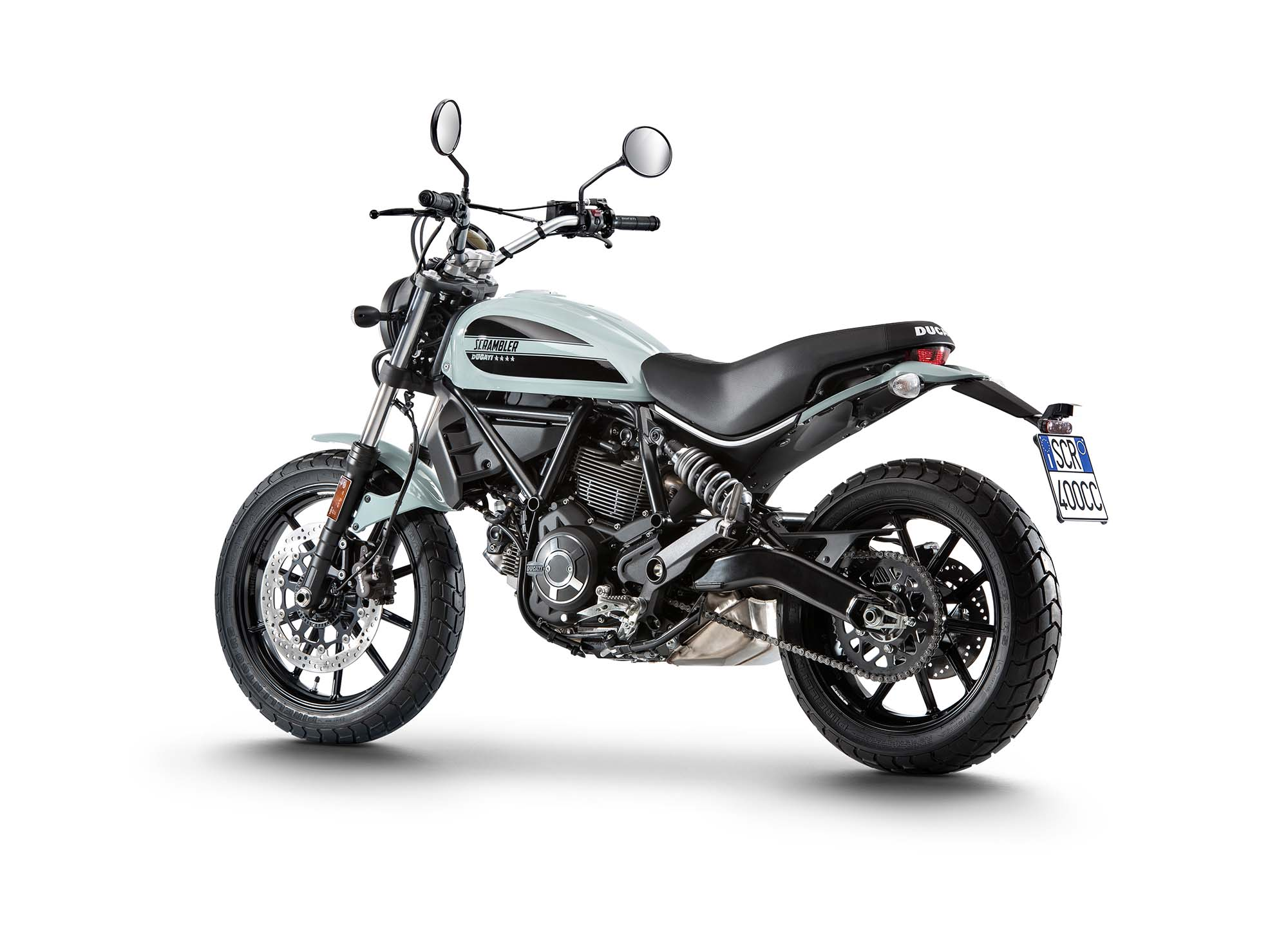 Ducati Scrambler Enduro Weight