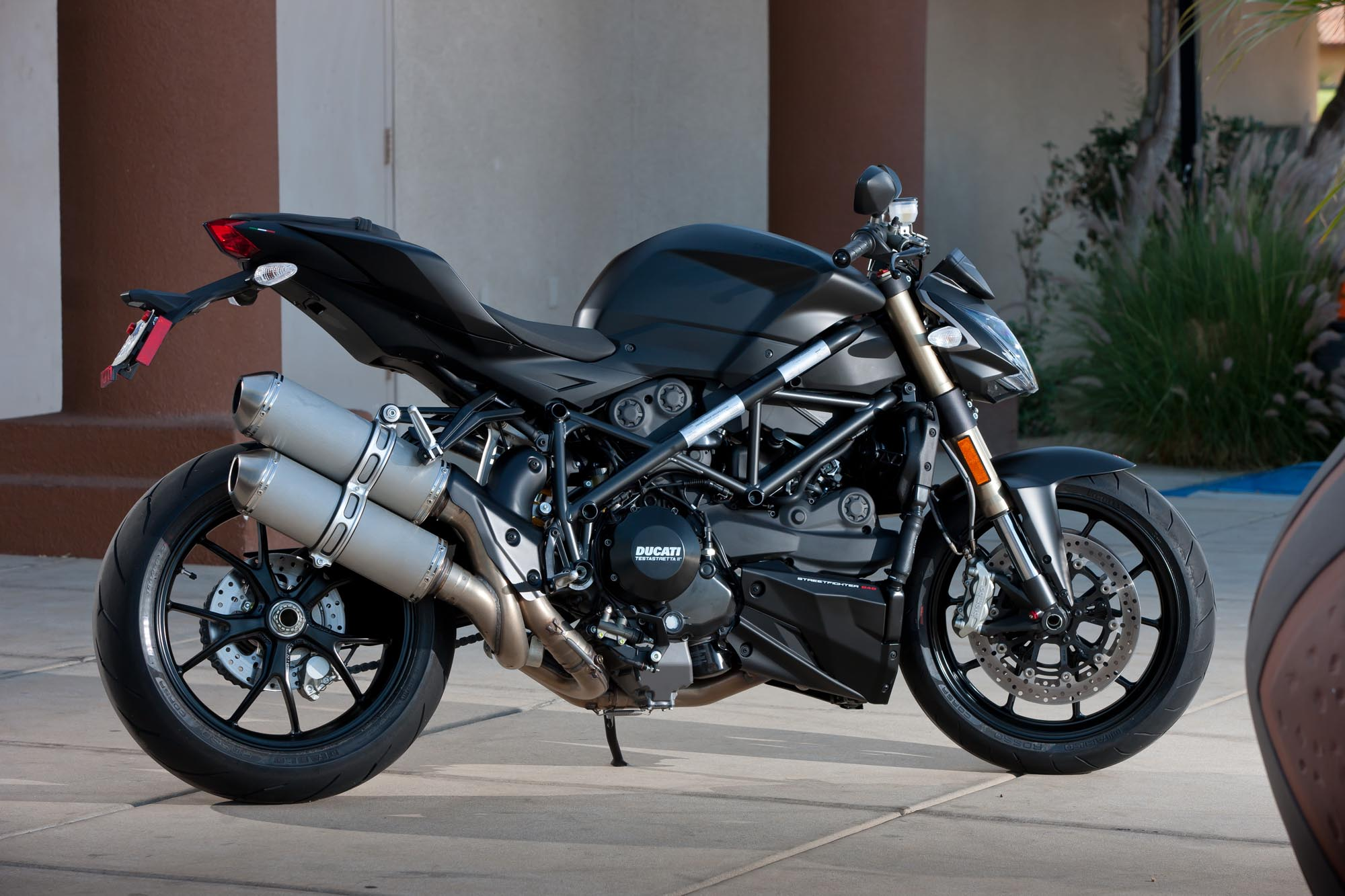 Ride Review Ducati Streetfighter 848  Asphalt & Rubber