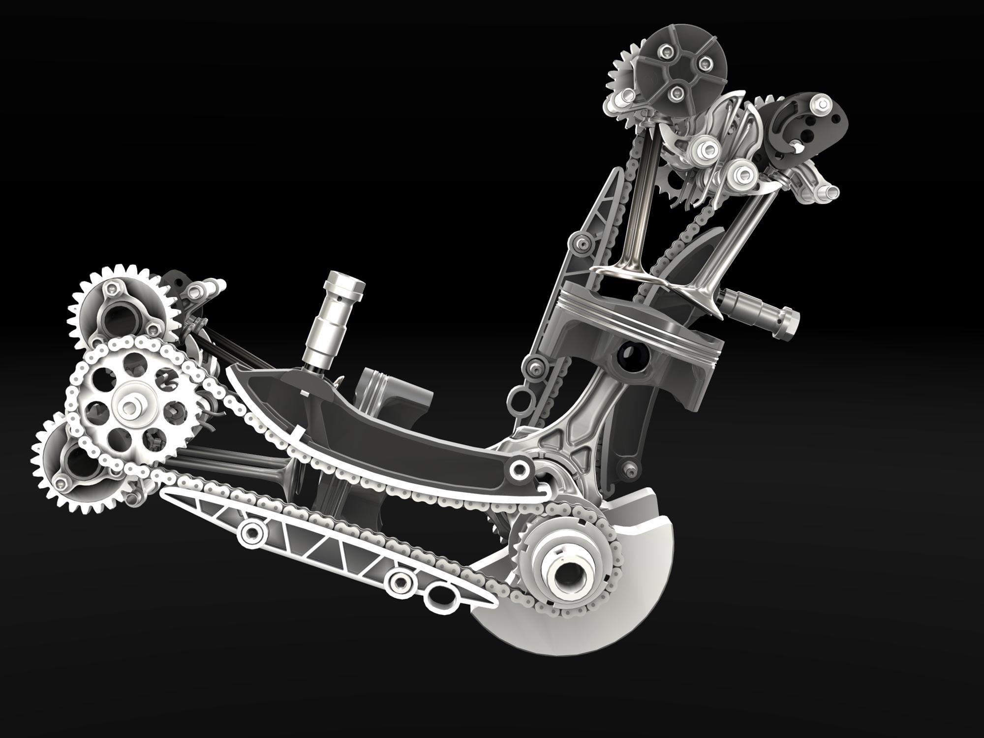 Superquadro Ducati