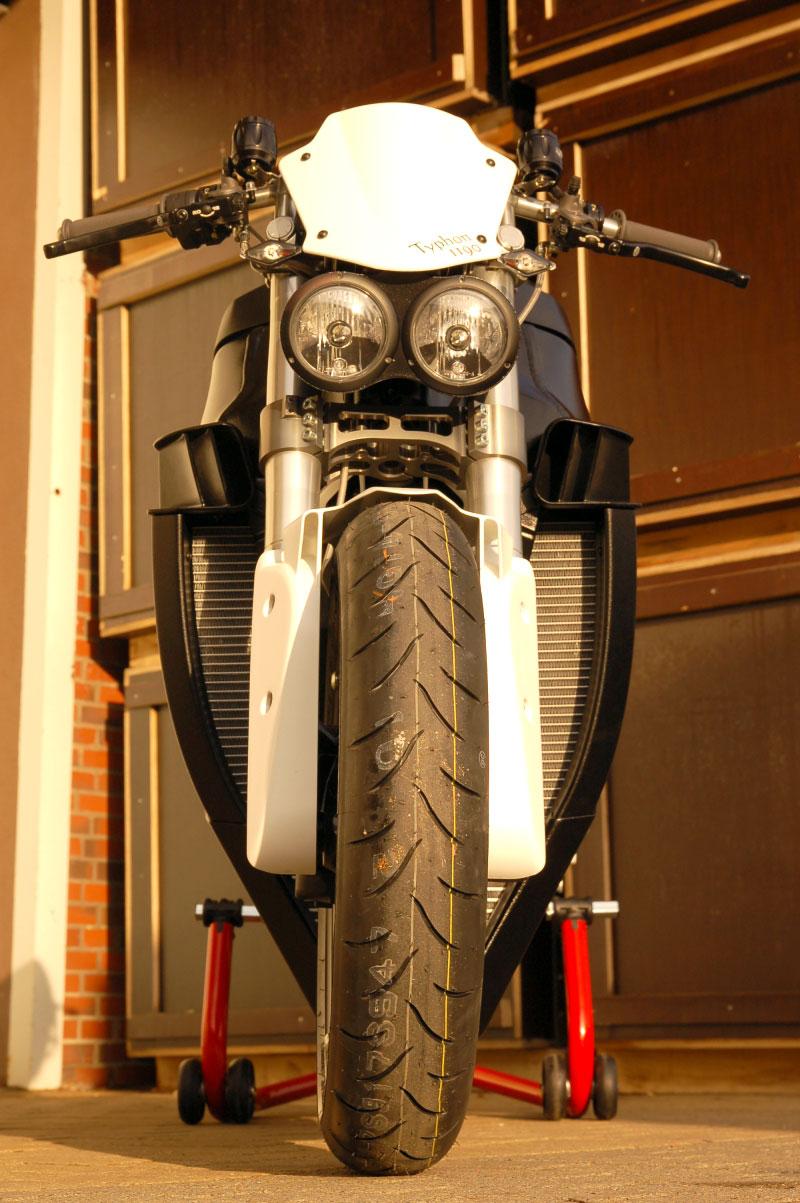 Erik Buell Racing Typhon 1190 - News - Moto.it