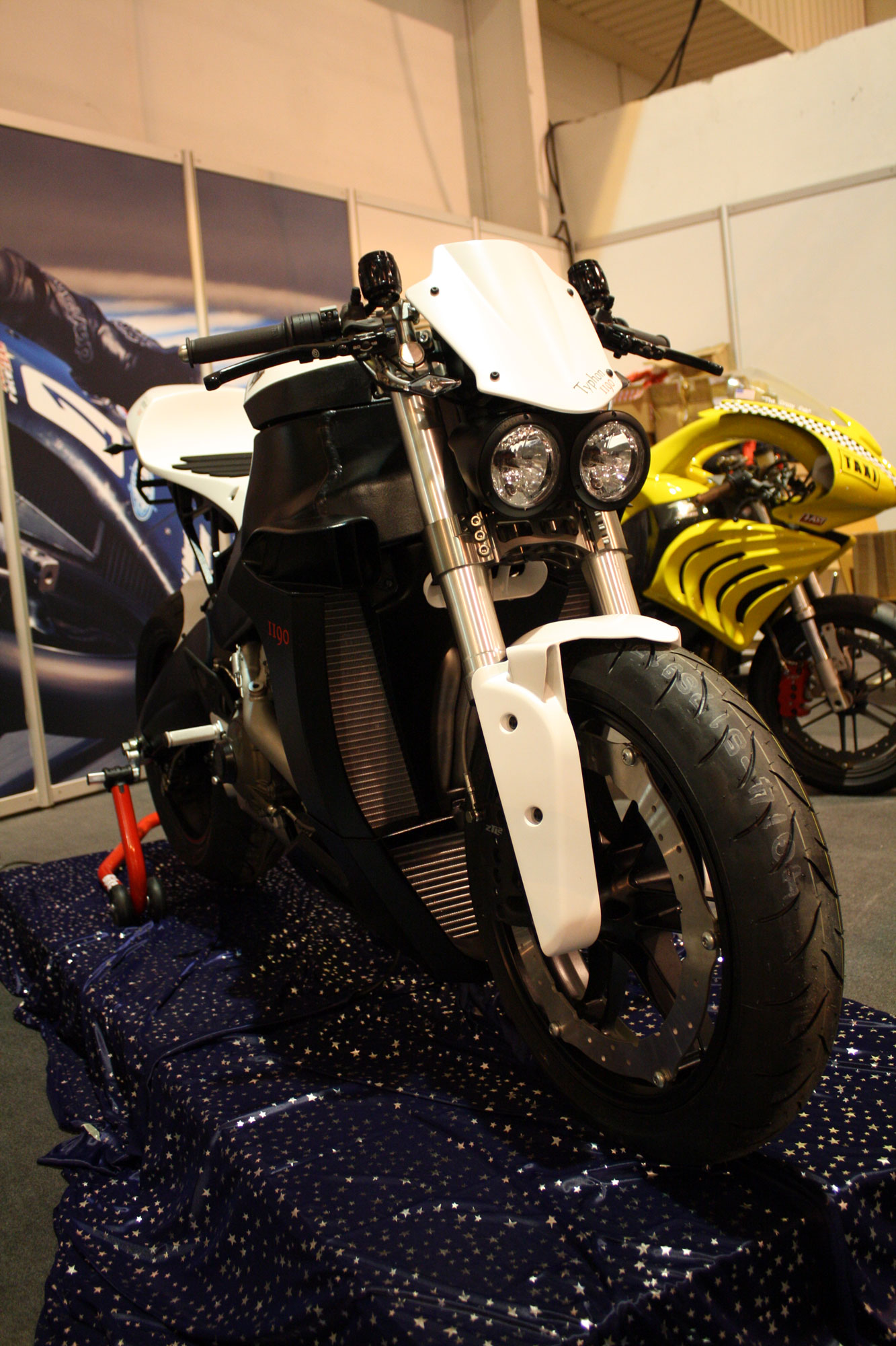 Erik Buell Racing 1190 Typhon by the Pegasus Race Team