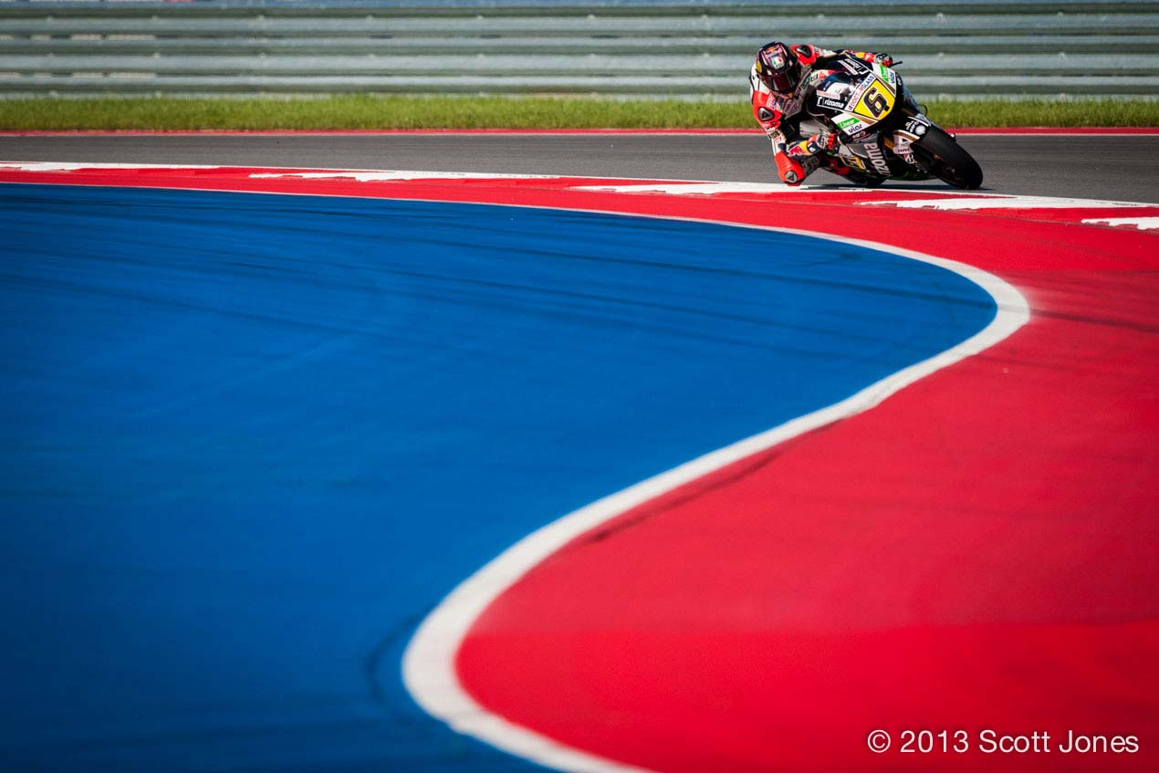 Friday at Austin with Scott Jones - Asphalt & Rubber
