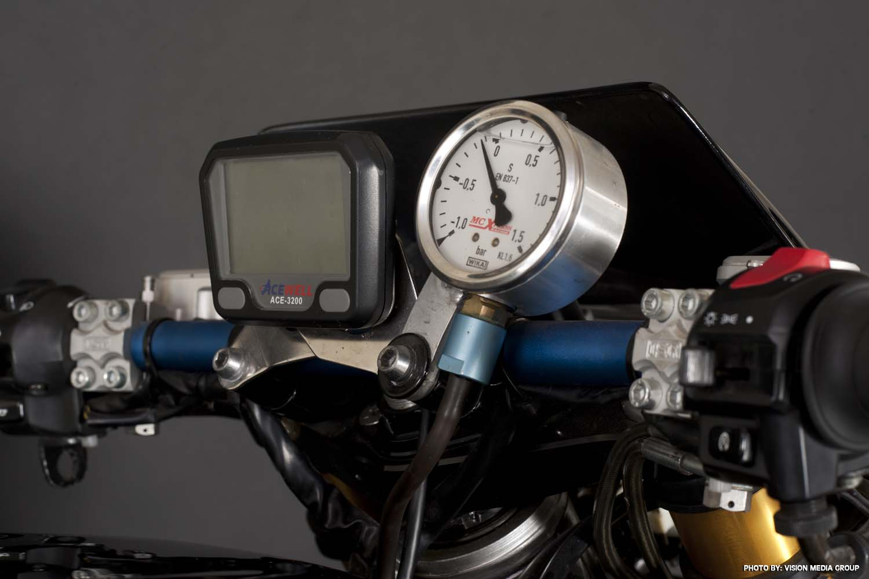 Ghost Rider Giving Away His 499hp Turbo Hayabusa - Asphalt & Rubber