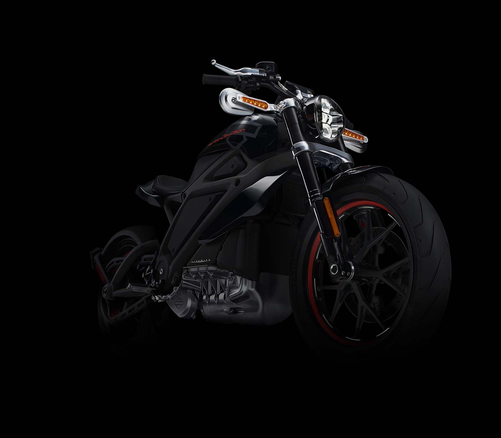 Leaked: First Photos Of The Harley-Davidson Livewire