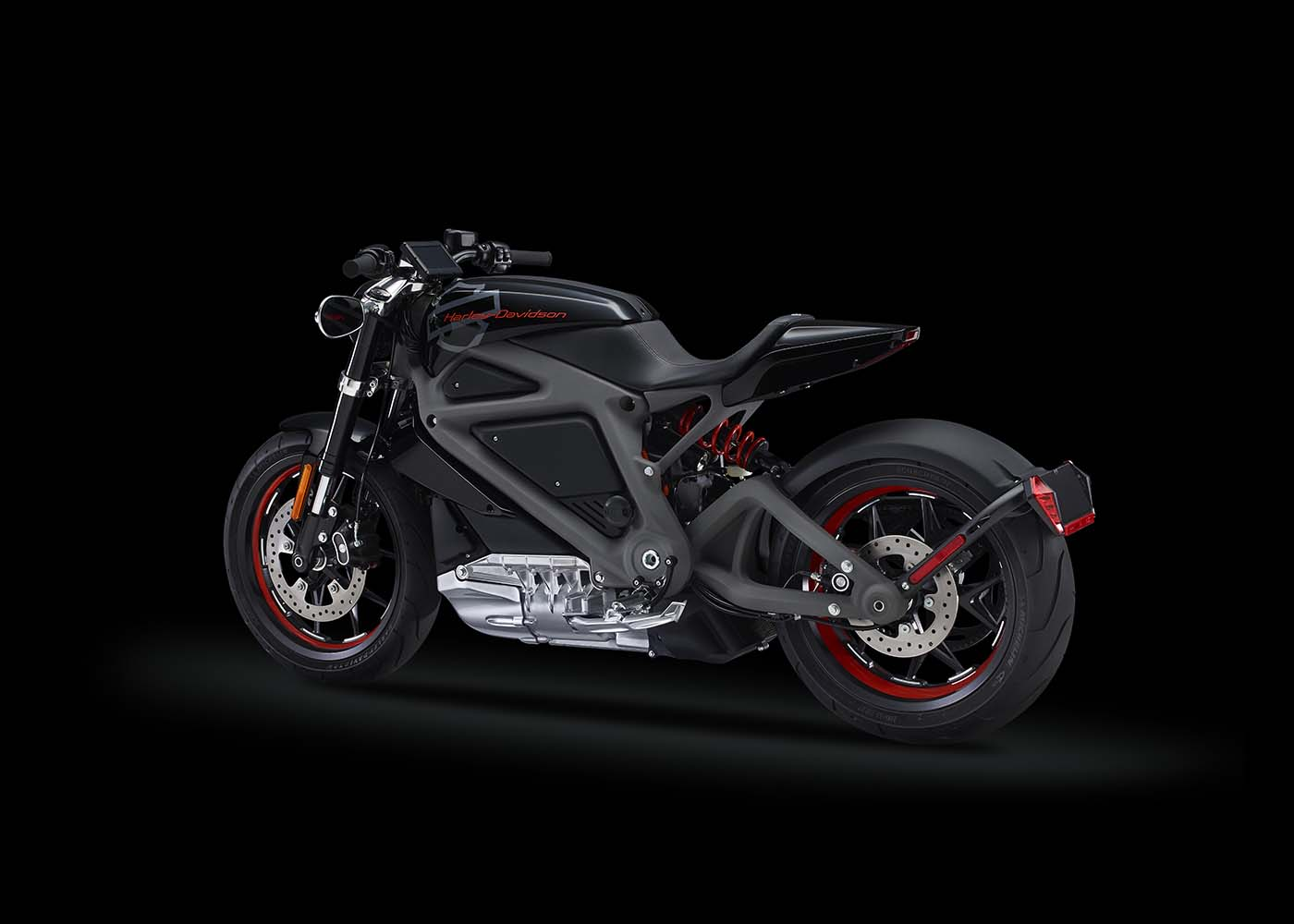 Leaked Tech Details On The Harley Davidson Livewire