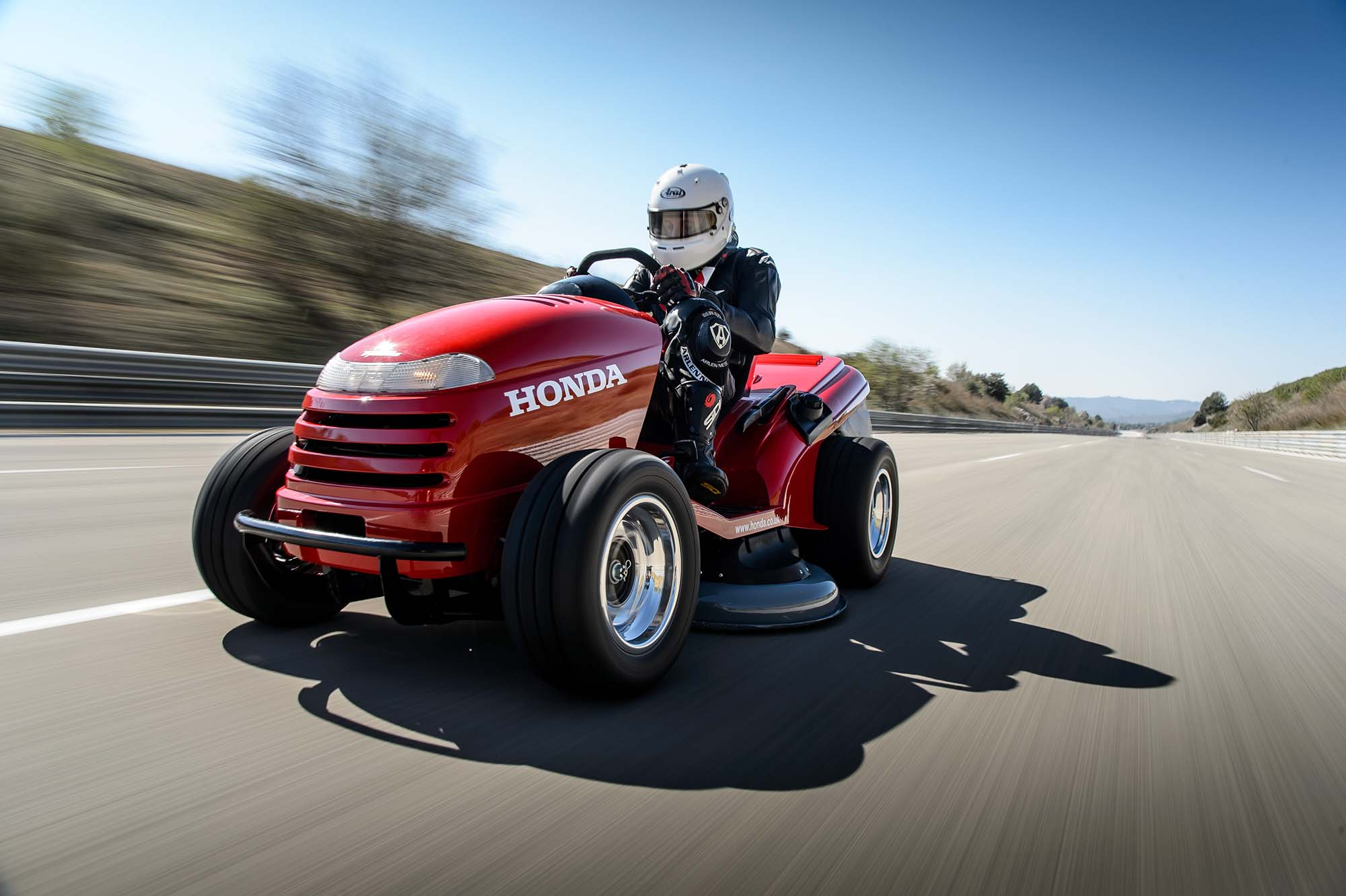 Land Speed Record Honda