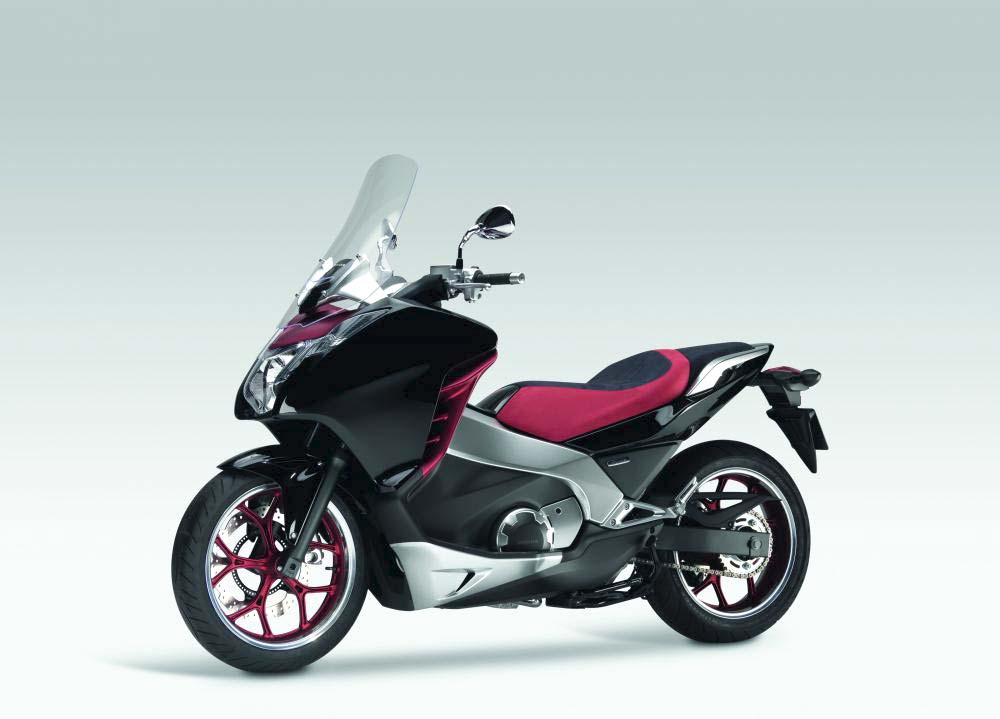 Honda Mid Concept - Is This The Year of the Scooter? - Asphalt ...