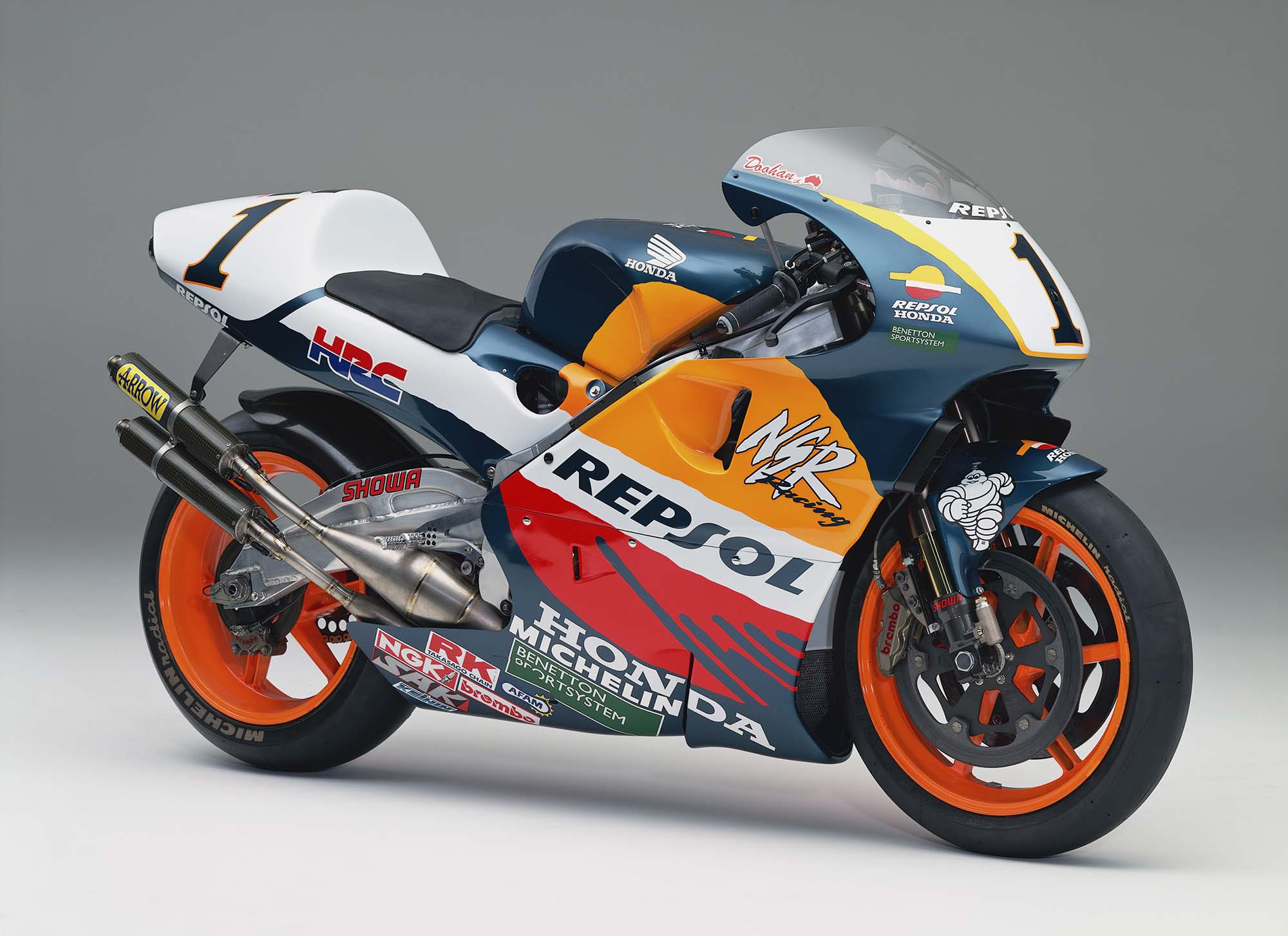 The Lineage of Honda's Grand Prix Motorcycles - Asphalt & Rubber