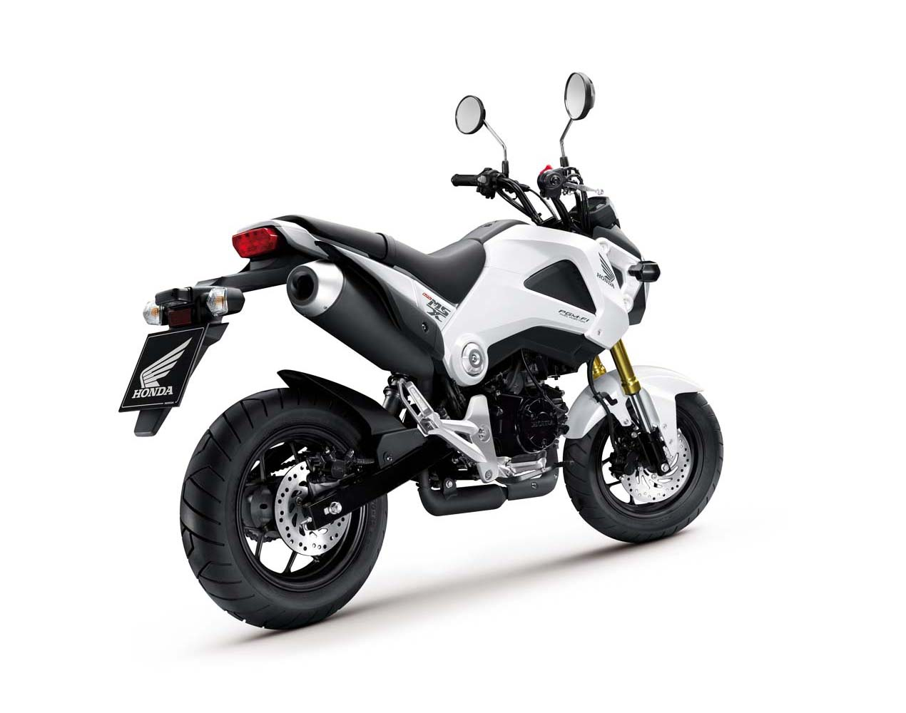 say hello to the 2013 honda grom asphalt rubber. Black Bedroom Furniture Sets. Home Design Ideas