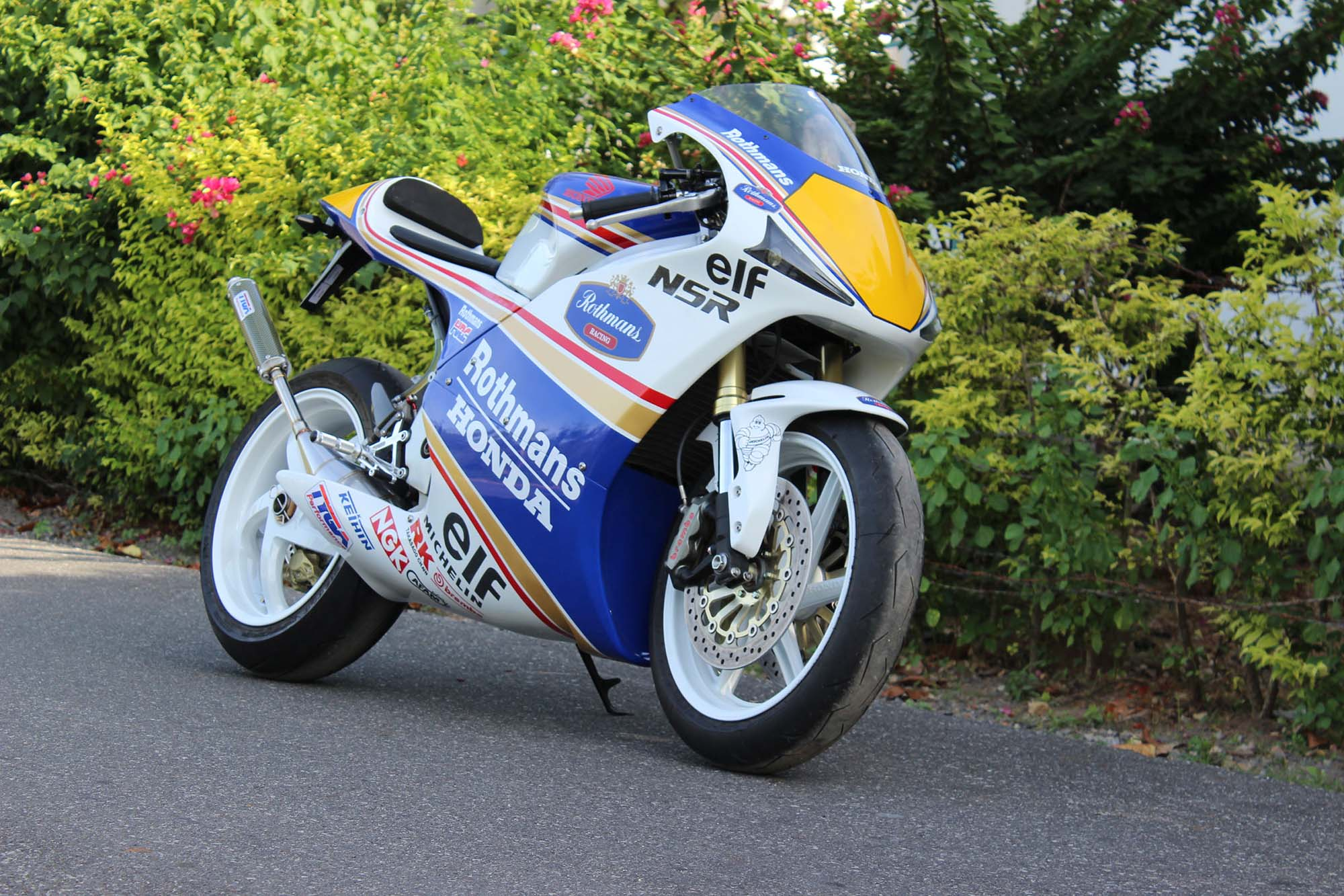Motorcycle Led Kit >> Is This What a Modern Honda NSR250R Would Look Like? - Asphalt & Rubber