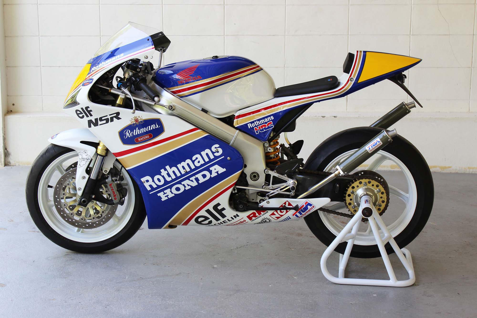 Is This What A Modern Honda Nsr250r Would Look Like
