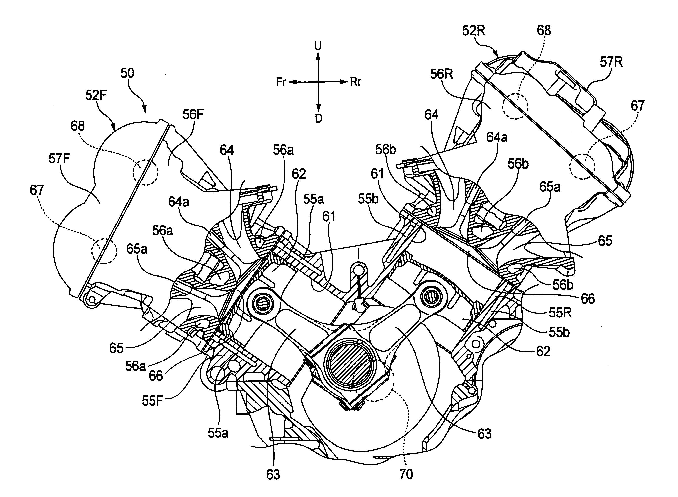 Honda V4 Superbike Engine Outed in Patent Photos - Asphalt ... V4 Engine Diagram