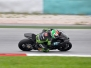 Kawasaki Factory WSBK Test at Sepang