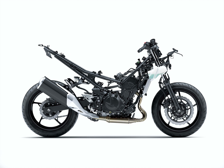 usa gets upgraded with the kawasaki ninja 400