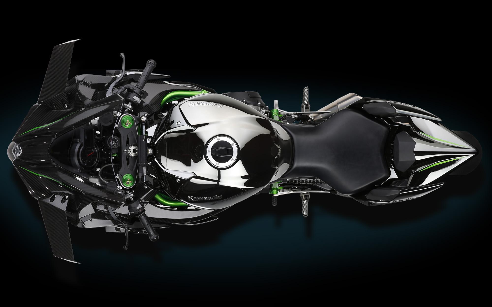 Kawasaki Ninja H2r 11