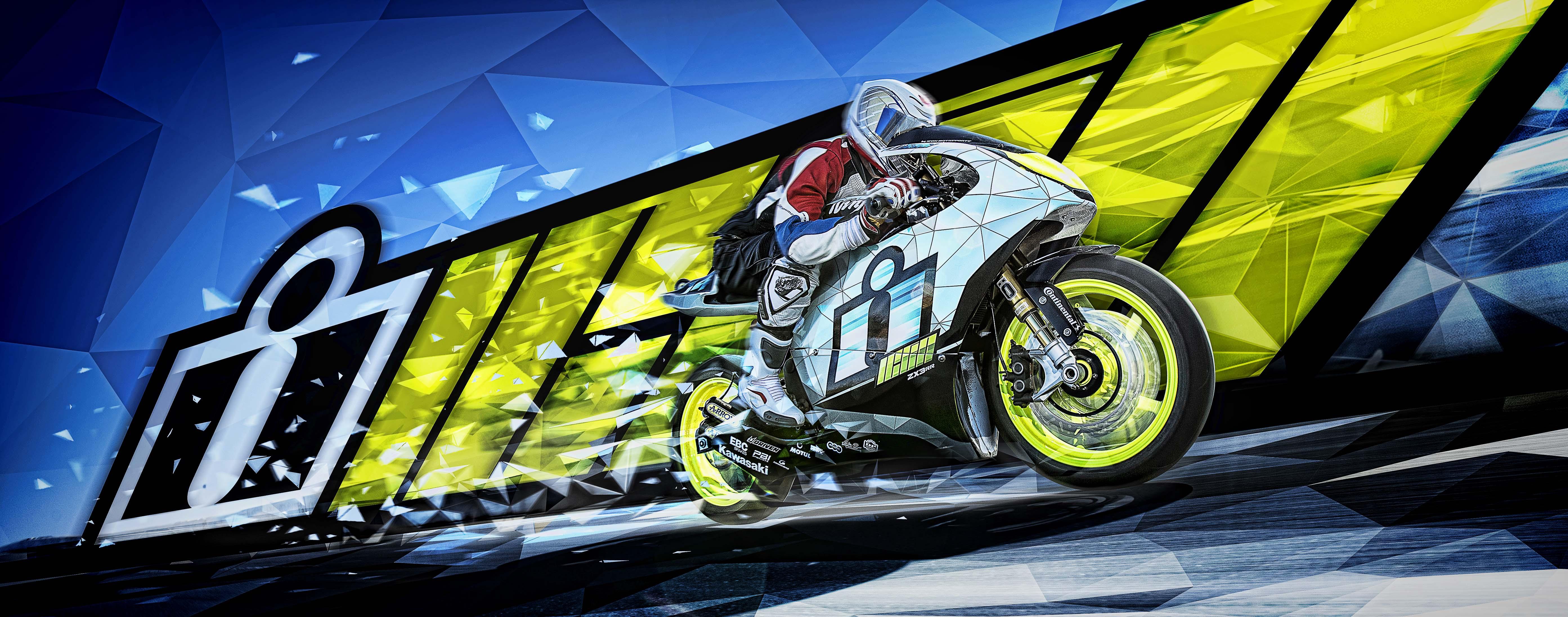 Ninja 300 2019 >> Kawasaki ZX3-RR Concept by ICON - Asphalt & Rubber