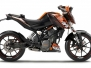 KTM 125 Duke Official Photos