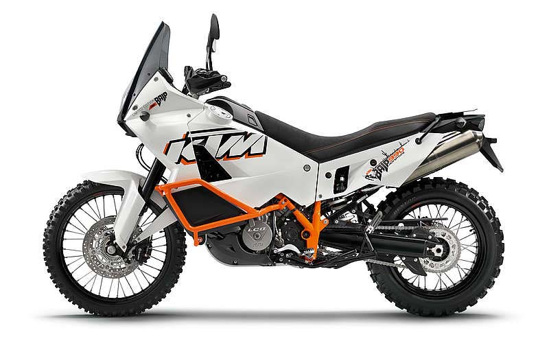 Ktm Adventure R Vs Baja