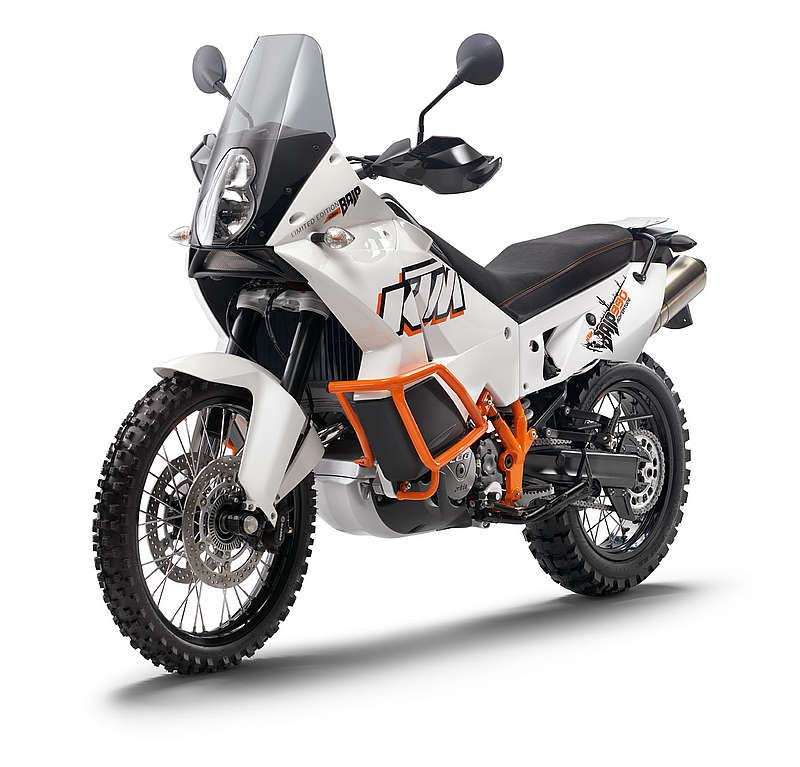 KTM 990 Adventure Baja - ADV's Substitute Teacher - Asphalt & Rubber