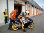 KTM Moto3 Prototype Test at Cartagena Spain