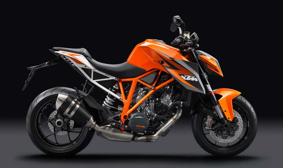 2014 KTM Super Duke 1290 R Finally Revealed - Asphalt & Rubber