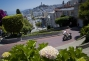 Stefan Bradl rides his MotoGP competition bike on Lombard Street ahead of his debut at Laguna Seca, in San Francisco, CA, USA, on 24 July 2012 // Marv Watson/Red Bull Content Pool // P-20120725-00002 // Usage for editorial use only // Please go to www.redbullcontentpool.com for further information. //