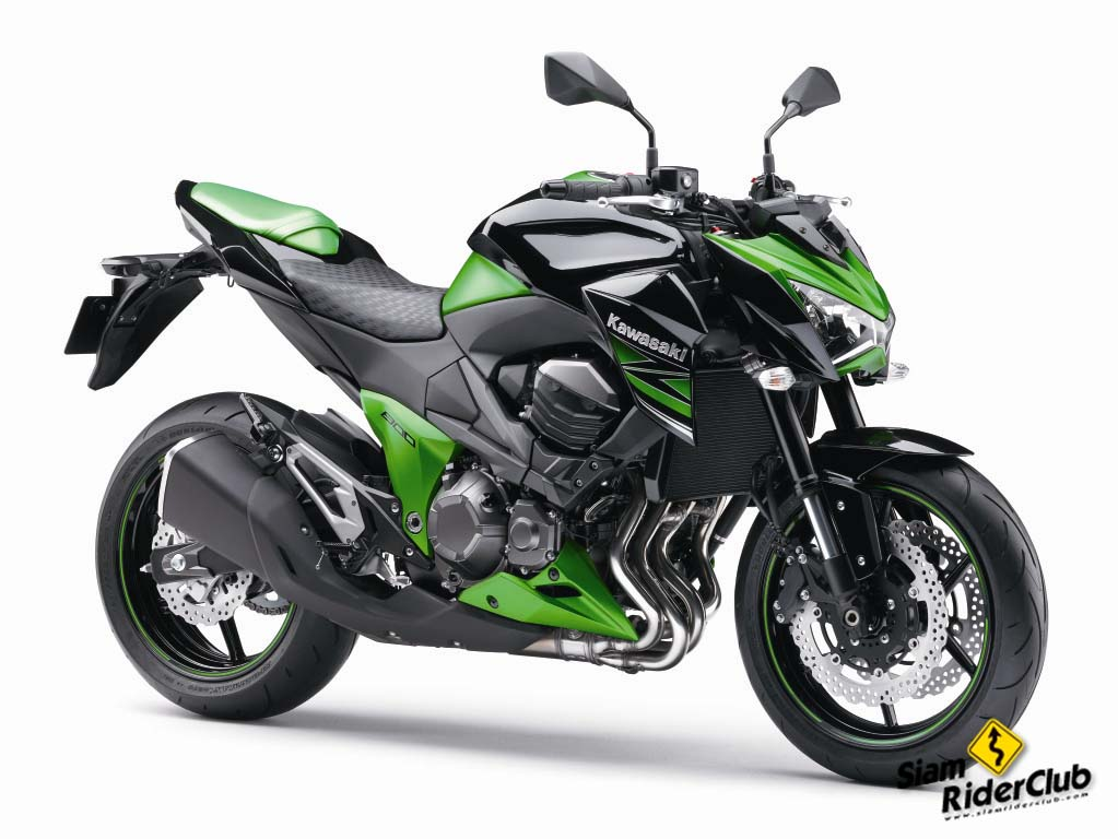 Officially Official 2013 Kawasaki Z800 Asphalt Amp Rubber