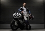 Leon Haslam, World Superbike rider, photographed at the Silverstone circuit Photo: Gary Prior/Visionhaus