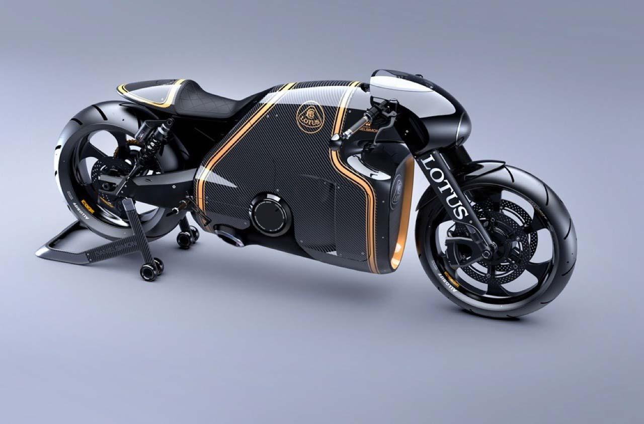 lotus c 01 200hp hyperbike officially debuts asphalt. Black Bedroom Furniture Sets. Home Design Ideas