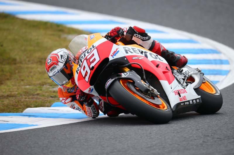 Marc Marquez is the 2014 MotoGP World Champion - Asphalt & Rubber
