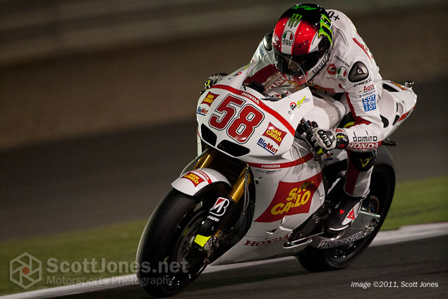 Some Closing Thoughts About Marco Simoncelli - Asphalt & Rubber