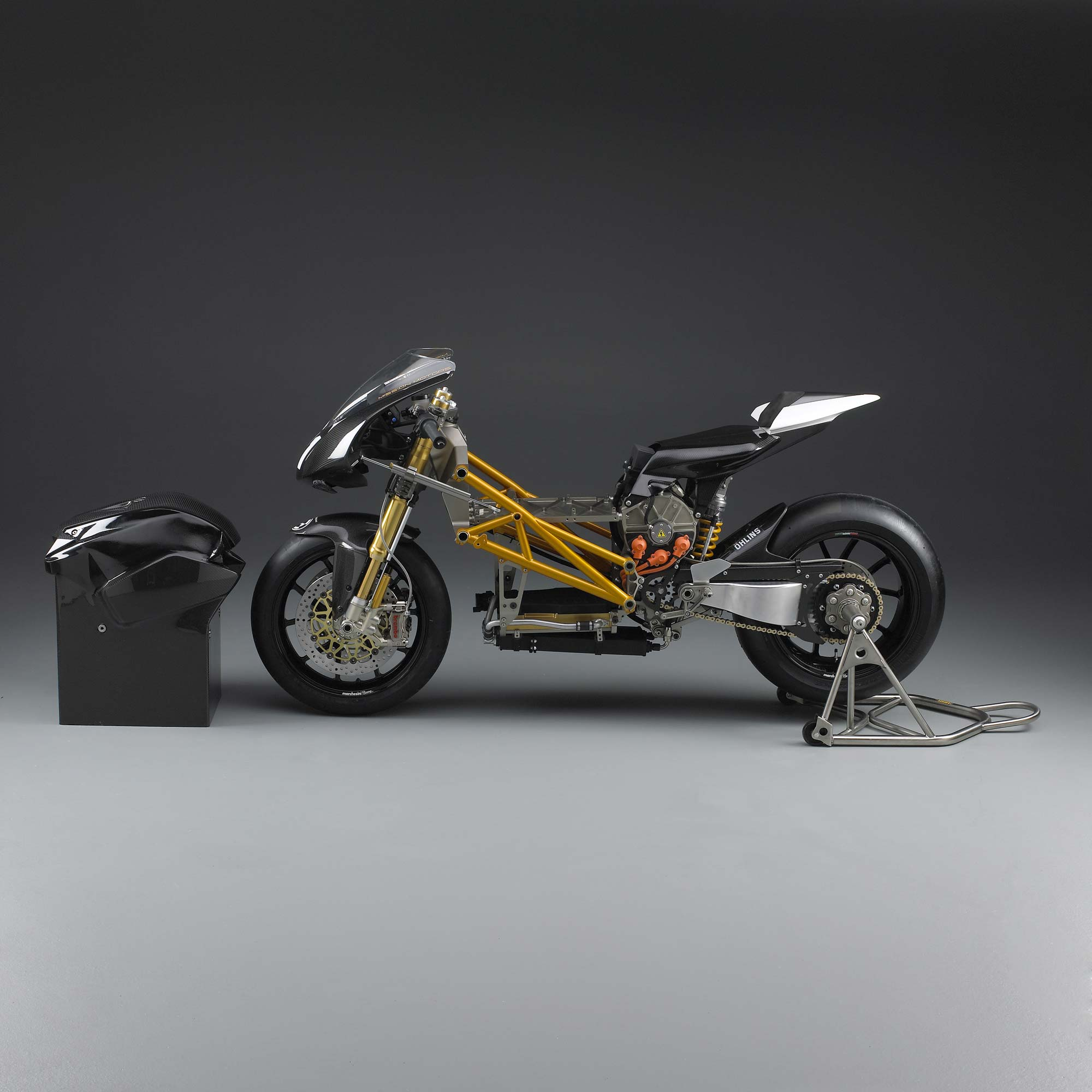 The Mission R With Its Clothes Off Asphalt Rubber