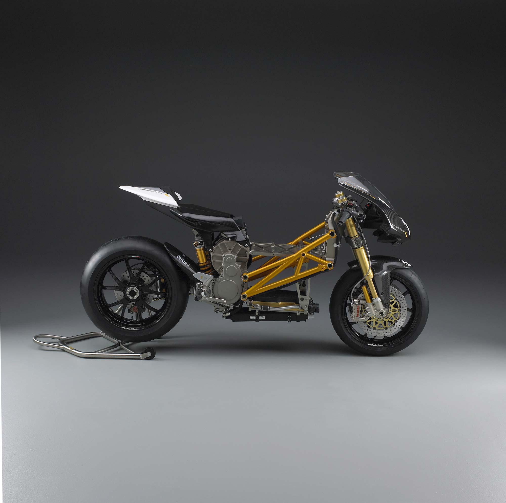 Mission Motors R 8