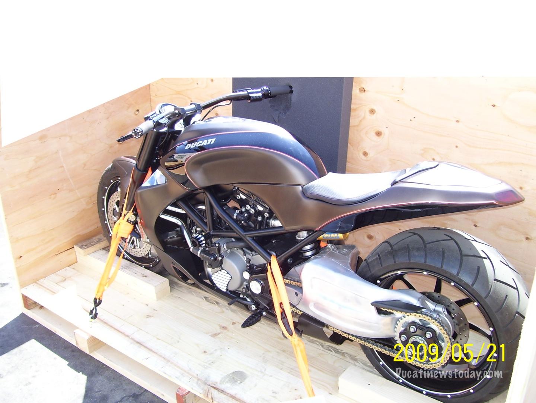 Ducati Diavel Frame For Sale